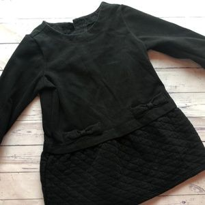 3t black Gymboree sweater dress